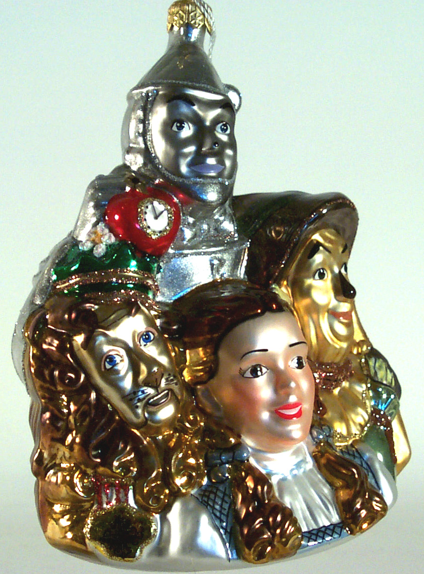 christmas glass german american polish pewter ornaments